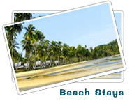 Beach Stays : Eco Tourism Deals in India